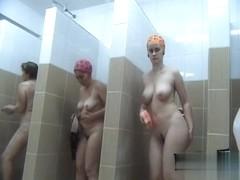 Hidden cameras in public pool showers 223