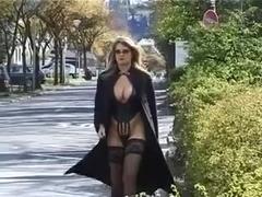 Hot mature gangbang
