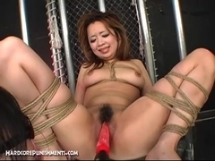 HardcorePunishments Video: The Steel Cage Of Pleasure
