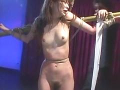 Crazy Japanese model Miyu Sugiura in Exotic BDSM JAV clip
