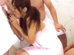 Fabulous Japanese slut in Crazy Compilation, Girlfriend JAV clip