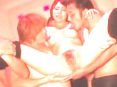 Horny Japanese whore Yuzuka Kinoshita in Best Blowjob/Fera, Dildos/Toys JAV video