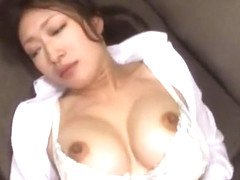 Horny amateur Masturbation, Secretary sex movie