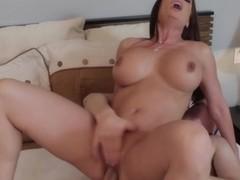 Diamond Foxxx & Jessy Jones in My Friends Hot Mom