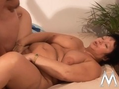 MMVFilms Video: The Cleaning Lady Does Her Job