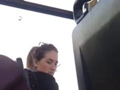 Bus Flash - She didn't like it 2