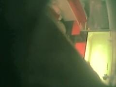 Masturbation show time for the hot spy cam amateur