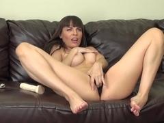 Best pornstar Dana DeArmond in Amazing Dildos/Toys, DP sex scene