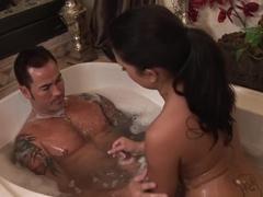 Hottest pornstar Kayme Kai in Amazing Massage, Asian adult video