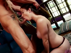 Incredible pornstar Nicole Rider in Crazy Blowjob, Redhead xxx clip