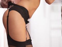 Amazing pornstar in Fabulous Stockings, Hardcore xxx video