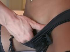 Best pornstar in exotic blonde, big tits sex movie