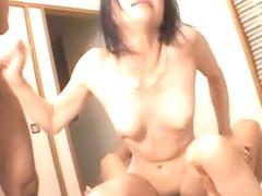 Fabulous Japanese girl Maki Hojo in Best JAV video