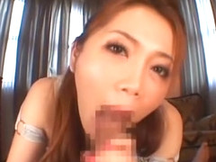Fabulous Japanese whore Asami Ogawa in Crazy Blowjob/Fera, Facial JAV video
