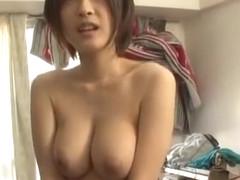 Fabulous Japanese model Yuzu Ogura in Best Blowjob/Fera, Big Tits JAV scene