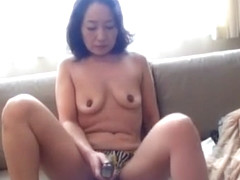 Crazy Japanese slut Mikiko Takanashi in Incredible Masturbation/Onanii, Small Tits JAV video