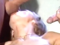 Tunde triple penetration and double vaginal