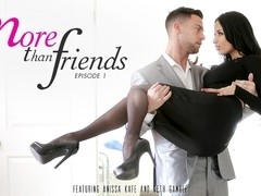 Anissa Kate & Seth Gamble in More Than Friends, Episode 1 Video