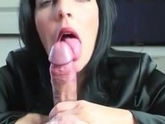 Coercive a ejaculation just with my tongue
