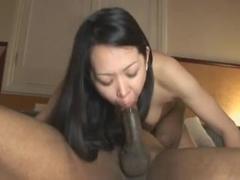 Japanese girl black fuck