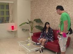 Crazy Japanese slut Yui Ayase in Amazing JAV uncensored MILFs movie