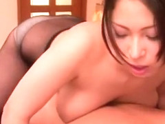 Incredible Japanese chick Reiko Nakamori, Minami Ayase, Alice Ozawa in Crazy Big Tits JAV clip
