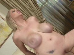 Fabulous pornstar Katie Kox in Amazing Blonde, BBW adult video