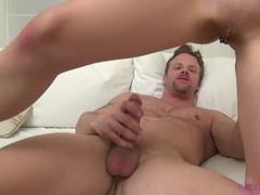 Incredible pornstar Alexa Rydell in Best Brunette, College sex clip