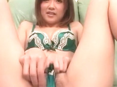 Amazing Japanese model Mio Chihana in Horny Fingering, Dildos/Toys JAV video