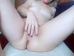 milf rubia webcam