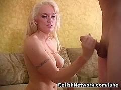 Legendary Pornstar Monica Mayhem Loves Busting Balls and Humiliating Losers