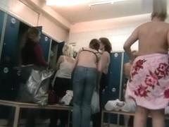 Hidden Camera Video. Dressing Room N 342