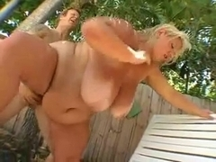 big beautiful woman Wonder Tracy Screwed