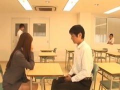 Maho Uruya best teacher sex