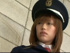 Uncensored Japanese Lesbo Prison Scene (1 of three)