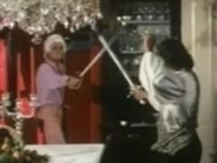 Medieval sex video with hot retro ladies and gentlemen