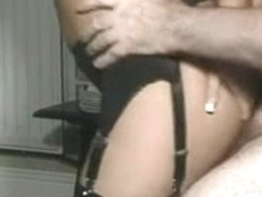session with large boobed british honey