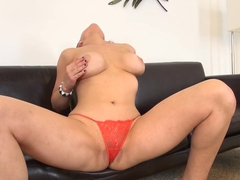 Hottest pornstar Abbey Brooks in Best Dildos/Toys, Fake Tits adult clip
