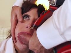 Amazing pornstar Samantha Bentley in horny brazilian, college porn movie