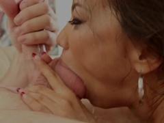 Incredible pornstars Jordan Pryce, Kalina Ryu in Best POV, Blowjob xxx clip