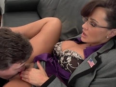 Hottest pornstar Catalina Taylor in best interracial, ebony xxx video