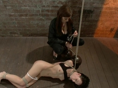 Best fetish xxx video with exotic pornstars Elise Graves and Princess Donna Dolore from Wiredpussy