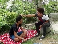 GayAsianTwinkz Video: Idol And Nathan