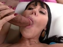 Eva Karera and her hardcore anal satisfaction
