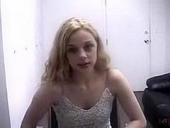 Ashley porno audition at twenty
