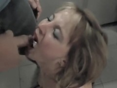 Loads of cum to quench thirst
