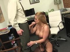 Exotic pornstar Alexa Nicole in amazing cunnilingus, blowjob adult movie