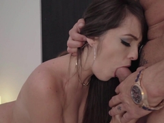 Incredible pornstar Natty Mellow in Fabulous Medium Tits, College xxx scene
