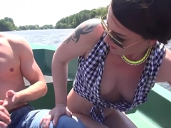 Amazing pornstar in Horny Facial, German sex scene