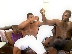 NextdoorEbony Video: After Practice